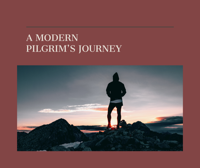 New Year, New Journey, New Hope-The Pilgrim Sets Out